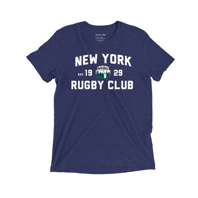 New York Rugby Club Official Short Sleeve - Bakline