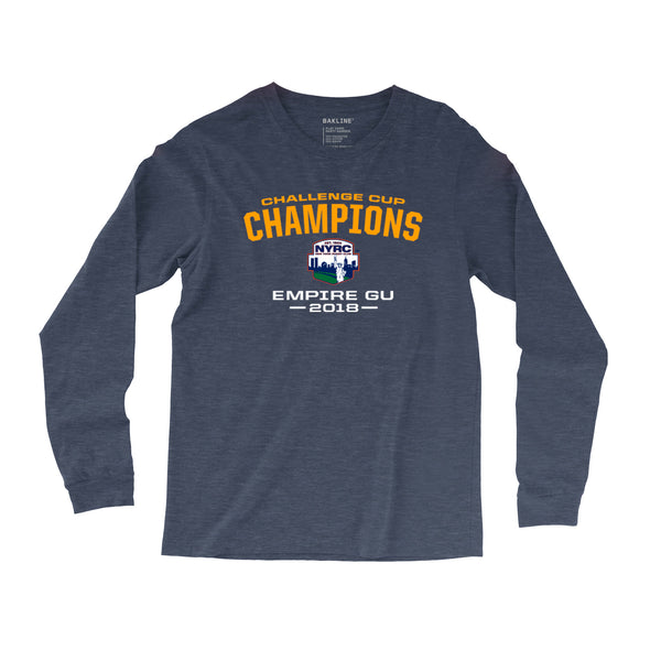 NYRC Empire Union Champions Long and Short Sleeve Tee - Bakline