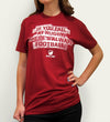 Don't Fail Rugby - Cotton Tee - Unisex - Bakline