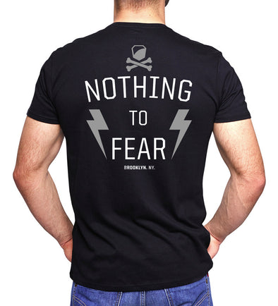 Nothing to Fear - Cotton Tee - Unisex - Bakline