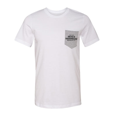 Devil's Hardware Pocket Cotton Tee - Bakline