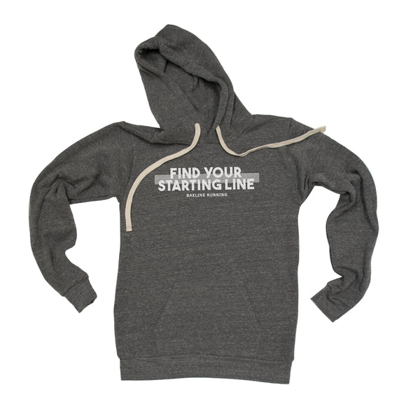 Find Your Starting Line Pullover Hoody