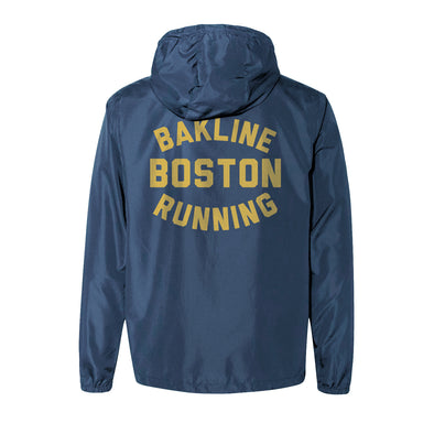 Boston Running Unisex Light Poly Windbreaker - Bakline