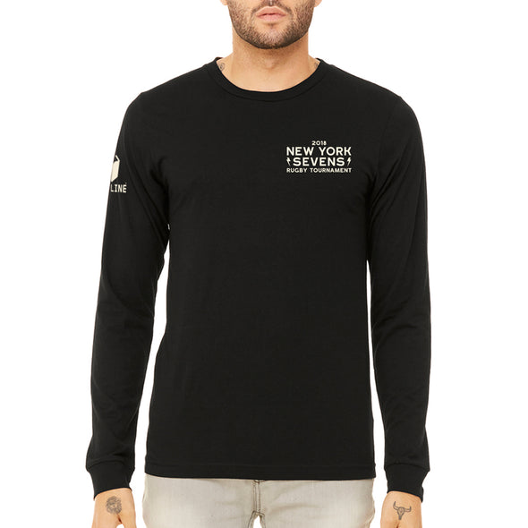2018 New York 7s Official Tournament Long Sleeve - Bakline
