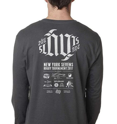 2017 New York 7s Official Tournament Long Sleeve