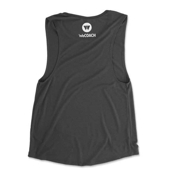 Future is Female COACHES Women's Muscle Tank - Bakline