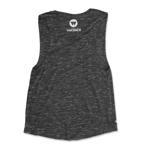 Future is Female COACHES - Muscle Tank - Women's - Bakline