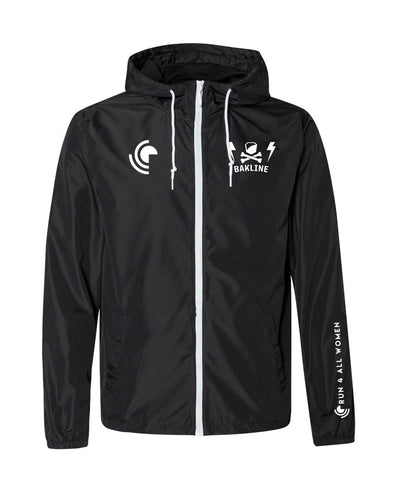 Run 4 All Women - Full-Zip Windbreaker - Men's - Bakline