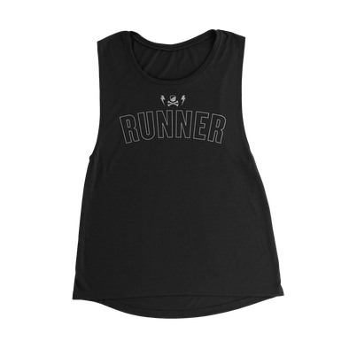 Runner - Muscle Tank - Women's