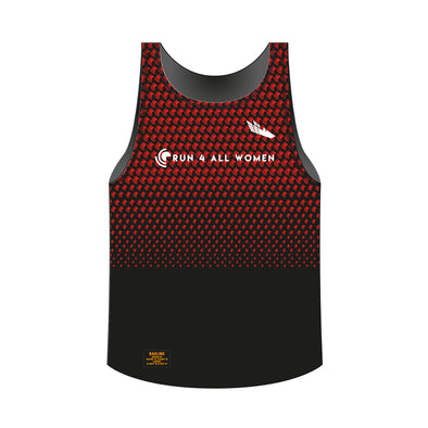 Run 4 All Women - Brooklyn Singlet - Women's - Bakline