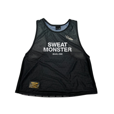 Sweat Monster - Rockaway Crop - Women's - Bakline