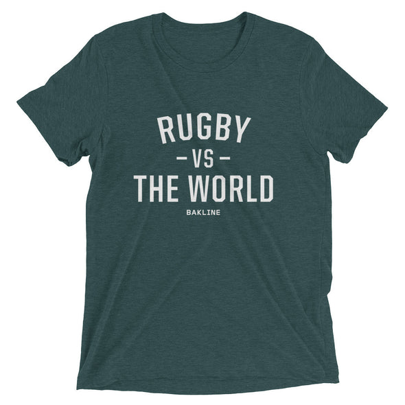 Rugby vs The World Slim Fit Tee