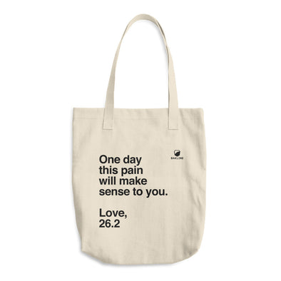 One Day, Love 26.2 Tote