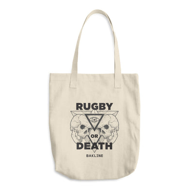 Rugby or Death Tote - Bakline