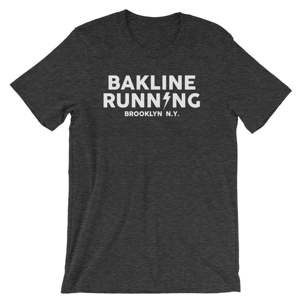 Bakline Running Heathered Tee - Bakline