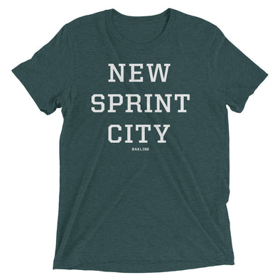 New Sprint City Slim Fit Tee