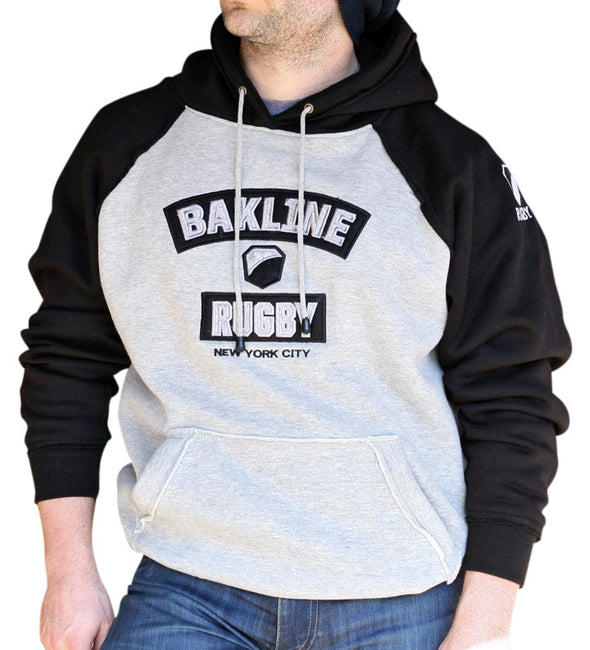 Bakline Rugby Cotton Pullover Hoody