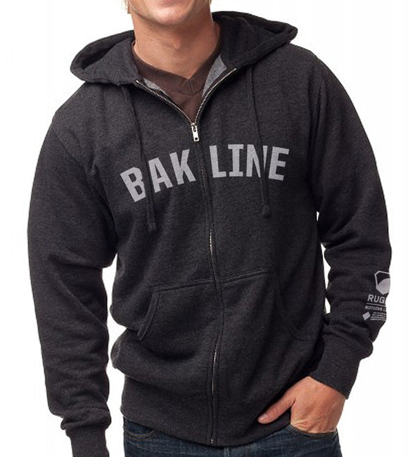 Bakline Essentials Cotton Full Zip Hoody - Bakline