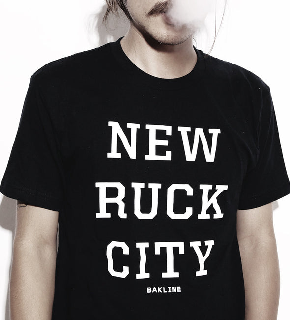 New Ruck City - Cotton Tee - Unisex - Bakline