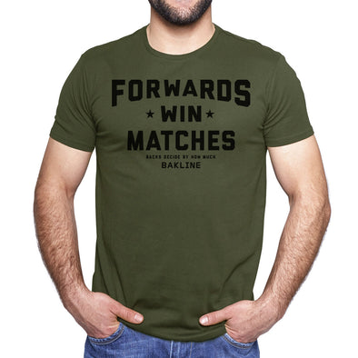 Forwards Win Matches - Alternate Design Shirt