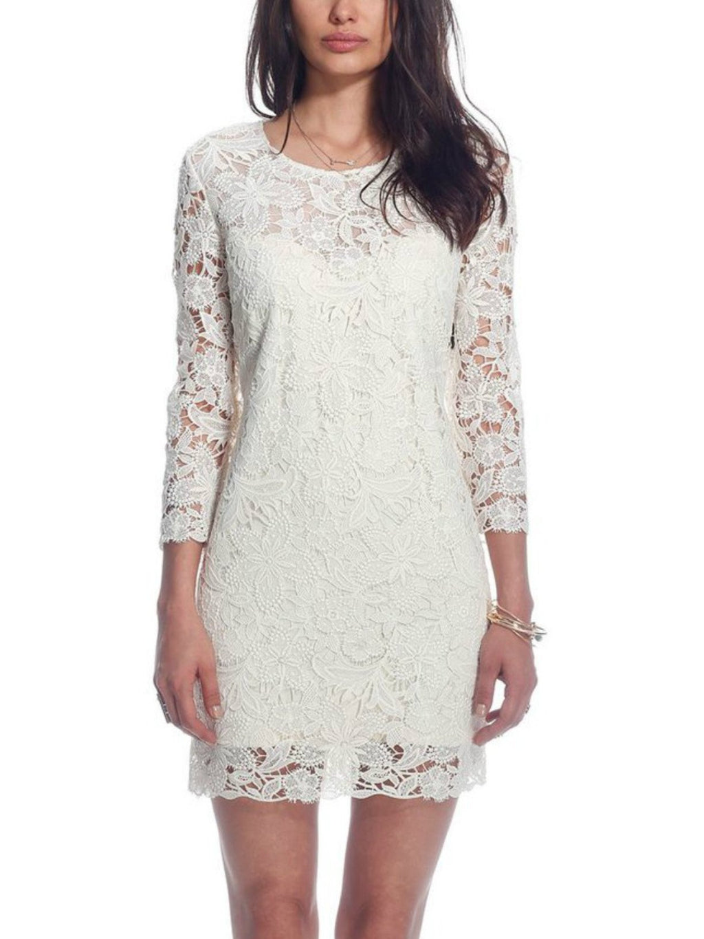 Heartloom Marlene Lace Mini Dress