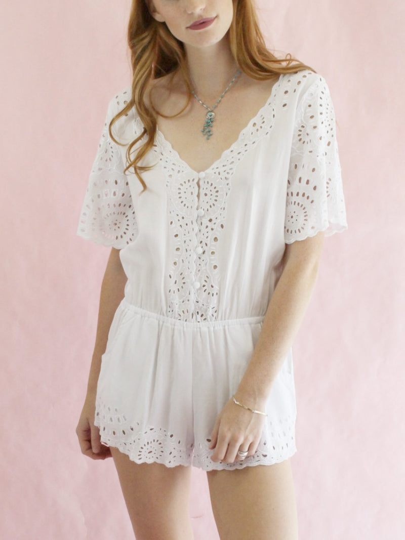 Chaser Moroccan Lace Bells in Crush
