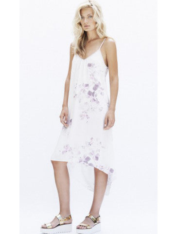 Sam & Lavi Sarita Dress Orchid Print