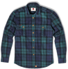 Indagatio | Welcome to the wolf pack | Vulpes vulpes flannel shirt jacket