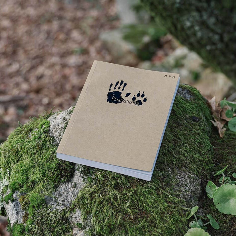 Notebook Quercus. Welcome to the wolfpack.