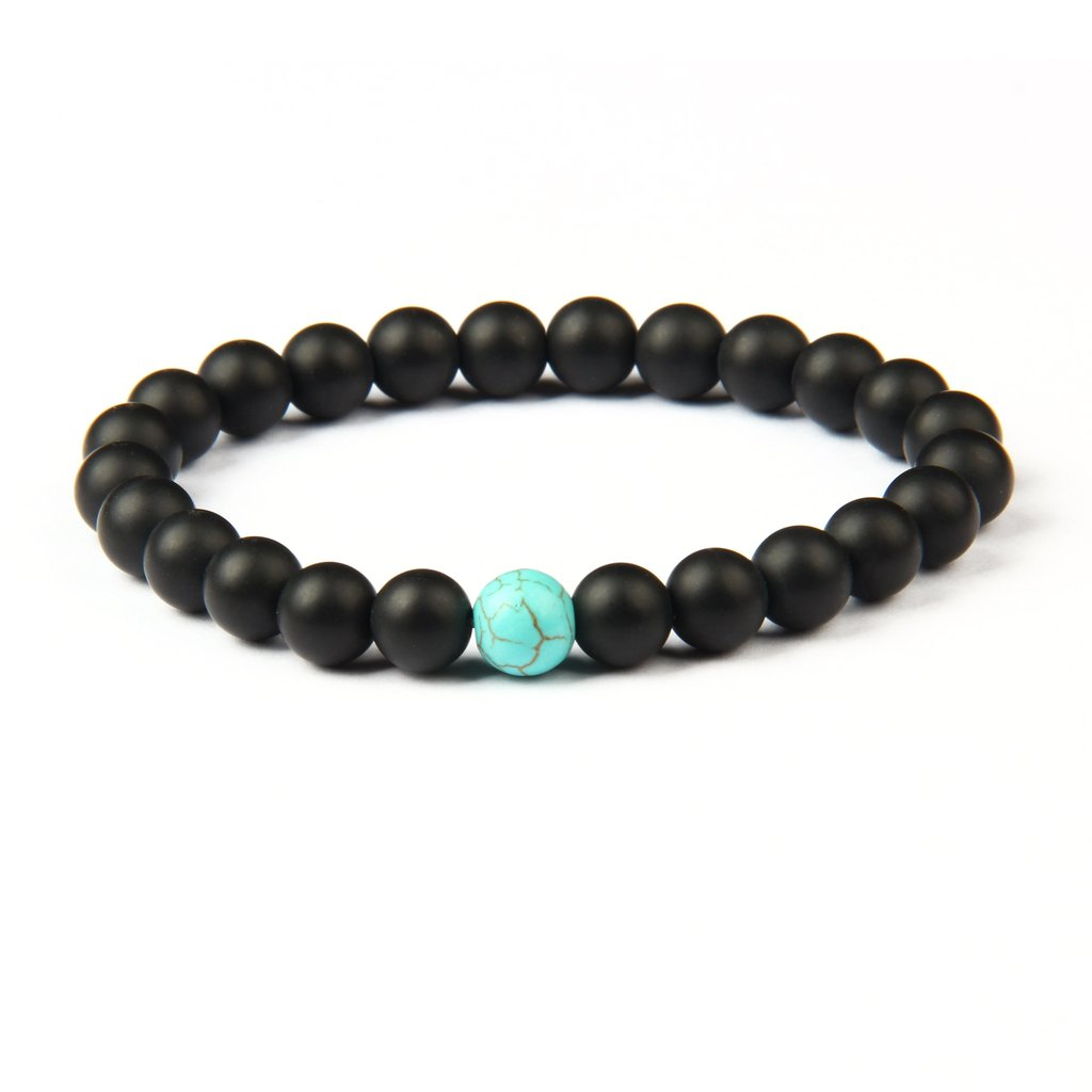 Minty Clouds Distance Bracelets - Limited edition!