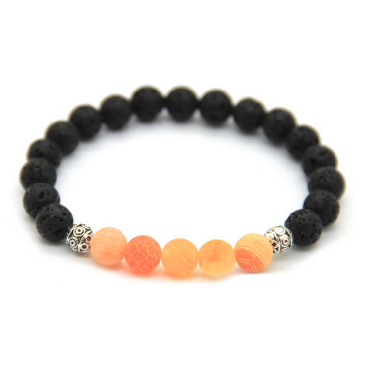 Summer Vibes Stone Bracelet *New item Sale!*