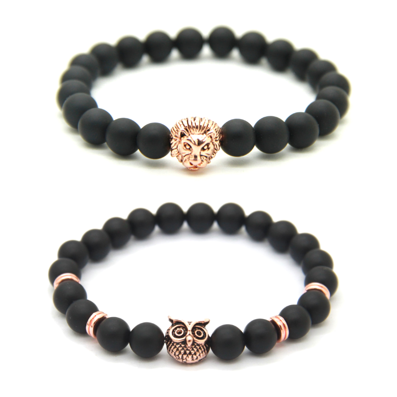 Filora Rose Gold Stack