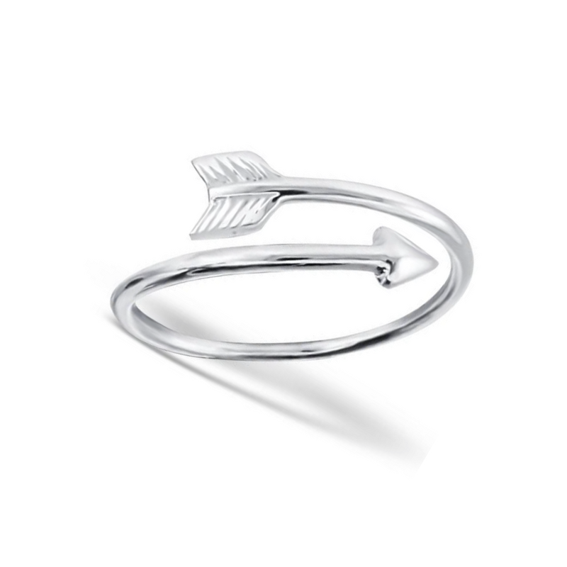 Silver Arrow Ring (80% off)