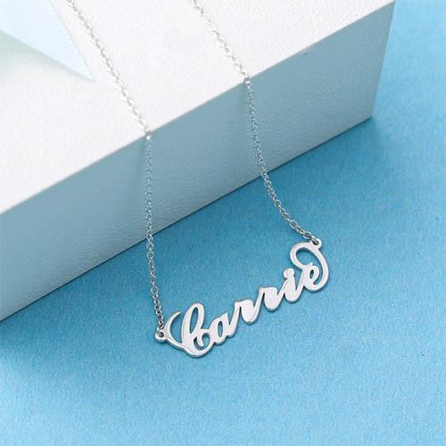 PERSONALISED NAME NECKLACE 1