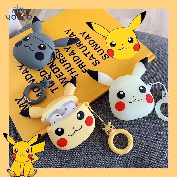 Pikachu Airpod Case