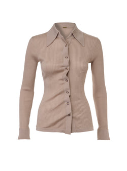 Paya V Knit Shirt