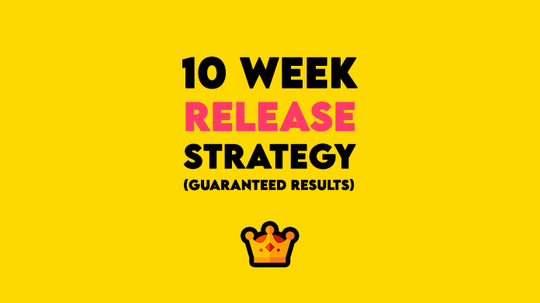 Exclusive 10 Week Release Strategy *GUARANTEED RESULTS*