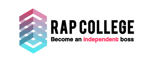 rap college become an independent boss