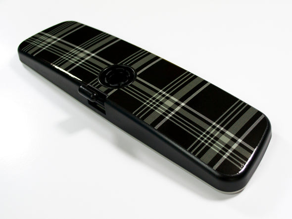 VW Rear View Mirror Overlay - MkVII (Mk7) GTD Plaid