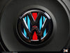 VW Steering Wheel Badge Insert - Racing Livery No.2