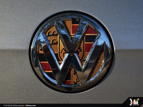 Klii Motorwerkes VW Rear Badge Insert - Stuttgart