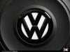 Klii Motorwerkes VW Steering Wheel Badge Insert - Oryx White Pearl