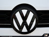 VW Front Badge Insert - Oryx White Pearl