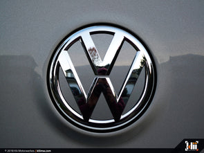 VW Rear Badge Insert - United Gray Metallic