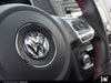 Klii Motorwerkes VW Steering Wheel Badge Insert - Stickerbomb Noir