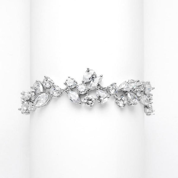 Vine Wedding Bracelet