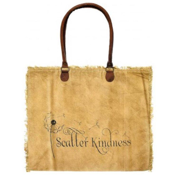 scatter kindiness tote