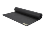 Jade Harmony 68 Yoga mat Black. Natural rubber: grippy & sustainable.