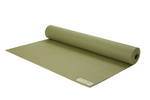 Jade Harmony 74 Yoga mat Olive Green 5mm. Natural rubber: grippy & sustainable.