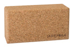 Jade Yoga Cork Block, Small